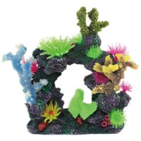 Poppy Pet coral reef formation - 8x4x9, 30 ea