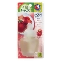 Air Wick Aqua Essences Scented Oil Refills, Apple Cinnamon Medley - 0.67 oz