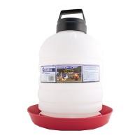 Millside Industries top-fill poultry fountain - 5 gallon, 2 ea