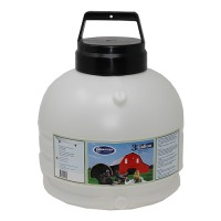 Millside Industries top fill range waterer with nipples - 3 gallon, 2 ea