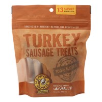 Happy Howies happy howie's turkey sausage baker's dozen - 13 pk/4 inch, 6 ea