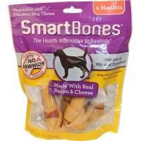 Petmatrix, Llc smartbones - medium 4pk, 24 ea