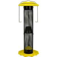 Natures Way Bird Prdts nature's way mesh finch feeder funnel flip - 16.5x7x7, 4 ea