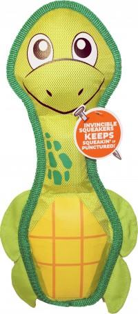 Petstages fire biterz sea turtle durable fire hose toy - large, 24 ea