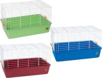 Prevue Pet Products Inc tubby cage - small, 3 ea