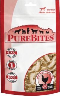 Pure Treats Inc purebites chicken breast - 6.2 oz, 12 ea