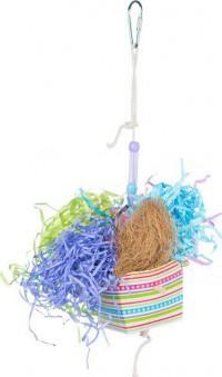 Prevue Pet Products Inc prevue basket banquet bird toy - 144 ea