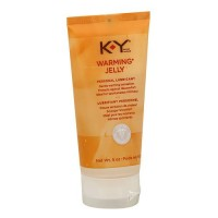 K-y warming sensation jelly personal lubricant - 5 oz