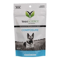 Pet Naturals Of Vermont composure for dogs - 3.39oz/30ct, 6 ea