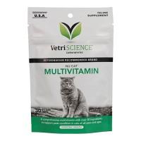 Pet Naturals Of Vermont nucat multivitamin - 1.32oz/30ct, 6 ea