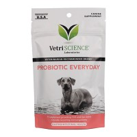 Pet Naturals Of Vermont probiotic everyday - 3.17oz/30ct, 6 ea