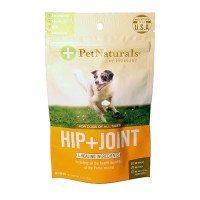 Pet Naturals Of Vermont hip + joint chew for dogs - 60 ct, 6 ea