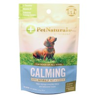 Pet Naturals Of Vermont calming chew for dogs - 30 ct, 6 ea