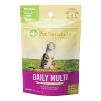 Pet Naturals Of Vermont daily multi chews for cats - 30 ct, 6 ea