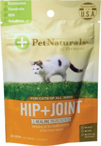 Pet Naturals Of Vermont hip + joint chew for cats - 30 ct, 6 ea