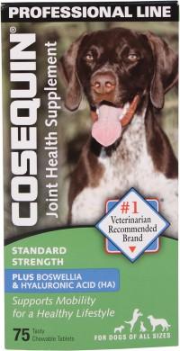 Nutramax - Cosequin D cosequin standard strength plus chewable bonelets - 75 count, 12 ea