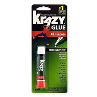 All Purpose Instant Krazy Glue - 0.07 Oz