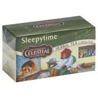 Celestial seasonings sleepytime natural herb tea - 20 bags,6 pack