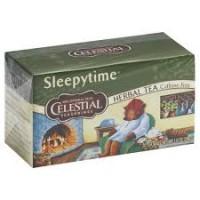 Celestial seasonings sleepytime natural herb tea - 20 bags