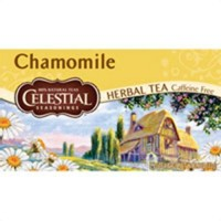 Celestial seasonings caffeine free chamomile natural herbal tea - 20 bags,6 pack
