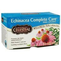 Celestial seasonings sleepytime echinacea complete care tea - 20 bags,6 pack