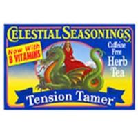 Celestial seasonings tension tamer natural herbal tea - 20 bags,6 pack