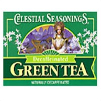 Celestial seasonings decaffeinated green tea - 20 bags, 6 pack