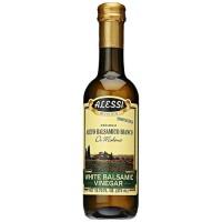 Alessi regular white balsamic vinegar - 12.75 oz