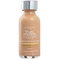 L'Oreal true match powder natural beige - 2 ea