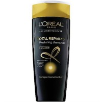 LOreal Paris Advanced Haircare Total Repair 5 Restoring Shampoo - 12.6 oz