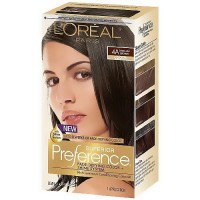 LOreal Superior Preference Hair Color, 4A Dark Ash Brown - 1 Ea
