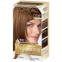 LOreal Superior Preference Hair Color, 5G Medium Golden Brown - 1 Ea
