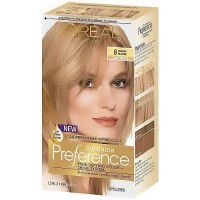 LOreal Superior Preference Hair Color, 8 Medium Blonde - 1 Ea