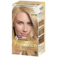 LOreal Superior Preference Hair Color, Champagne Blonde, 8.5A - 1 Ea