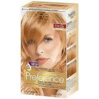 LOreal Superior Preference Hair Color, 9GR Light Golden Reddish Blonde - 1 Ea