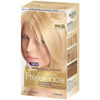 LOreal Superior Preference Hair Color, 10Nb Ultimate Natural Blonde - 1 ea