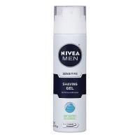 Nivea for men shaving gel, sensitive - 7 Oz