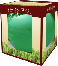 Alpine Corporation glass gazing globe - 10 in, 2 ea
