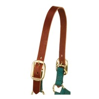 Weaver Leather replacement crown leather for halters - 18.5 inch, 1 ea