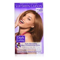 SoftSheen Carson dark and lovely hair color, #377 Brown Sunkissed - 1 Ea