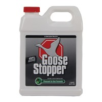 Messinas goose stopper goose and duck repellent concentrate - 1 quart, 6 ea