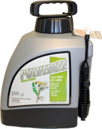 Messinas pulverize weed killer - 1.33 gallon, 4 ea