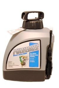Messinas pulverize grass weed killer - 1.33 gal, 4 ea