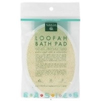 Earth Therapeutics Loofah Bath Pad - 1 ea