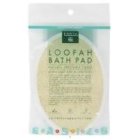 Earth Therapeutics Loofah Bath Pad - 1 ea