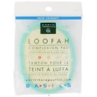 Earth Therapeutics Loofah Complexion Pad - 1 ea