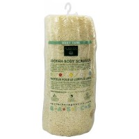 Earth Therapeutics Loofah Body Scrubber - 7 Inches