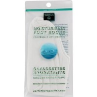 Earth Therapeutics Moisturizing Foot Socks - 1 pair