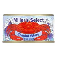 Millers select special white crab meat - 6.5 oz