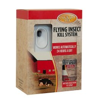 Zep Commercial Sales D country vet flying insect control kit - 2 piece kit, 6 ea